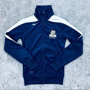 Nike NDB Softball track jacket team baseball XS